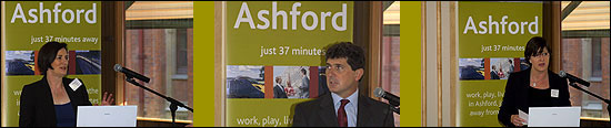 Ashford On Track Event Photos